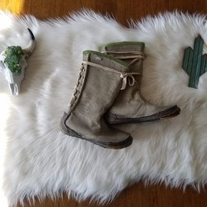 Eco friendly Toetally Simple Brand boot